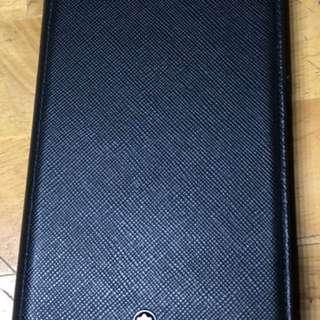 Montblanc i phone 7 plus 皮套
