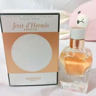 🚚 ❤️二手正版❤️|Hermès愛馬仕之光女性淡香水|Min Shop|實拍|