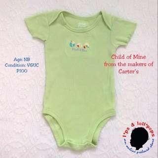 Onesie For Newborn