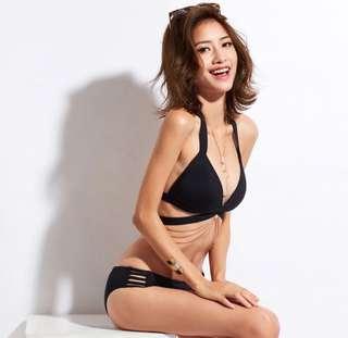 歐美 集中 無鋼圈 三角杯 比基尼 媲美voda  泳衣 bikini 聖母峰 預購
