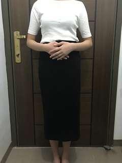 🚚 針織長裙