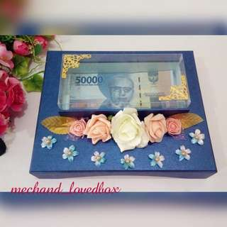 Box Uang Mahar