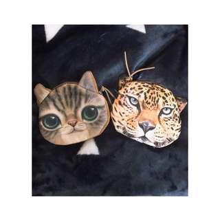 🔥兩個$50搶購🔥動物造型零錢包收納包