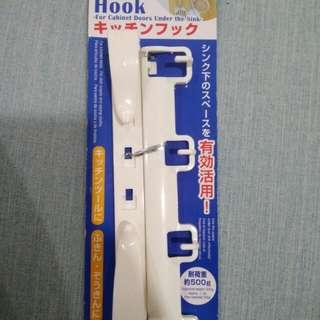 kitchen hook for cabinet