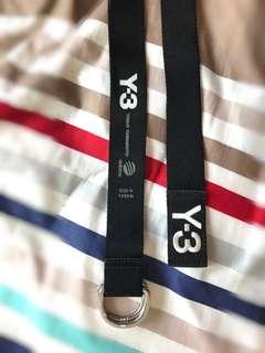 Y-3 尼龍 腰帶