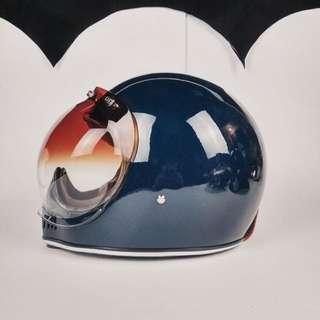 Vintage Custom Helmet