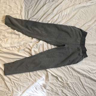Nike Grey sweats size small