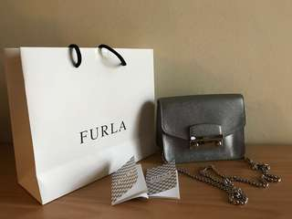 Furla Julia Mini Crossbody