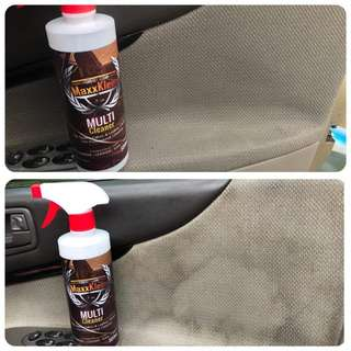 Maxx Kleen - Fabric & Cushion Cleaner