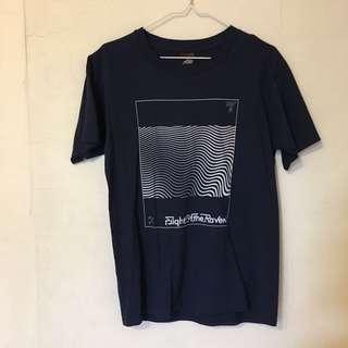 ViewFinder 丈青色T恤