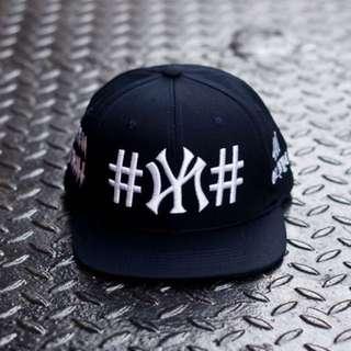 """🚚 Been Trill x 40 oz NYC Navy """"#NY#"""" Cap"""