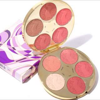 Tarte Amazonian Blush colour Wheel Palette