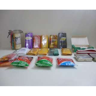 Hand Roll Aromatic Tobacco with 3 Rolling Devices