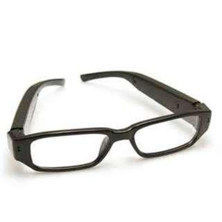 Hidden cam spy cam camera video recorder eyeglass