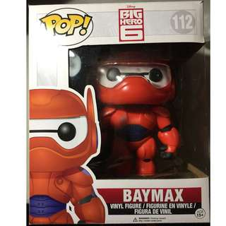 POP Big Hero 6 Armored Baymax Vinyl Figure