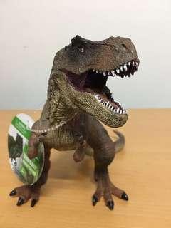 恐龍 暴龍 公仔 模型
