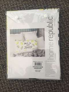 Home republic pillowcase