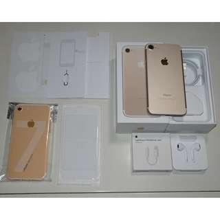 iPhone 7 32GB Gold / iPhone7 32G 金 (Ref:7G-32)