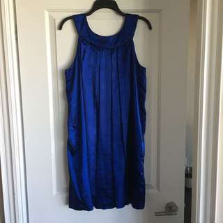 Sleeveless Dress (Size 16)