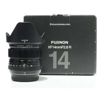 Fujifilm XF 14mm F2.8 R Ultra Wide-Angle Lens
