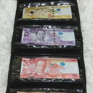 5 SLOTS MONEY ORGANIZER