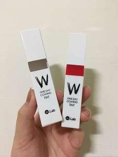 W.Lab 小姐好辣染唇液 4 sentimental tint 唇膏 센티멘탈