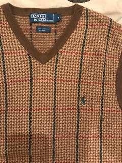 Vintage Ralph Lauren Lambswool vest