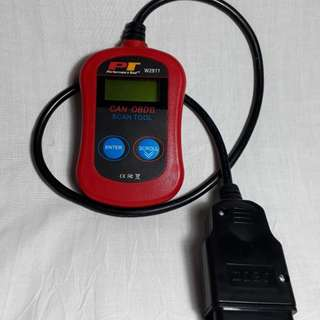 CAN OBD2 Scan Tool