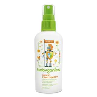 Babyganics Insect Repellent, 59ml
