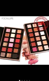 Focallure 18 color eyeshadow