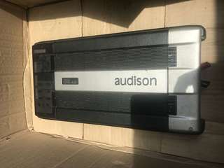 Audison amp LRx 4.5 Black