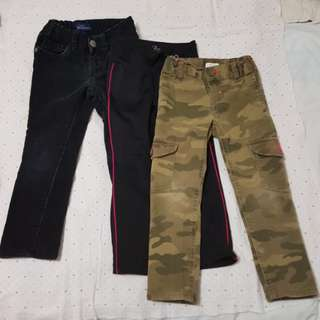 Pants Size 4