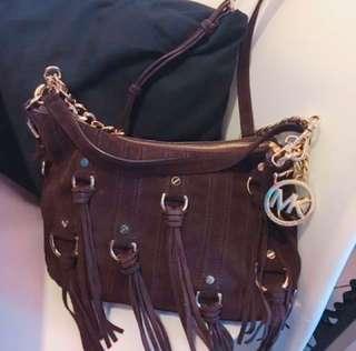 Michael kors sling twoway bag