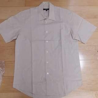 g2000 男裝 短袖襯衫 尺碼L尺碼15.5 二手衣服都送洗 放久了⚠建議買家送洗,請洗衣店幫您清潔⚠