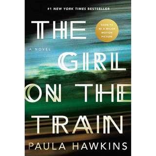 The Girl on the Train (Paula Hawkins)