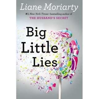 Big Little Lies (Liane Moriarty)