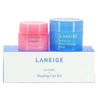 Laneige sleeping care kit ( 2 items )