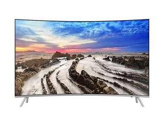 Samsung 55'' UHD Curved Smart LED TV