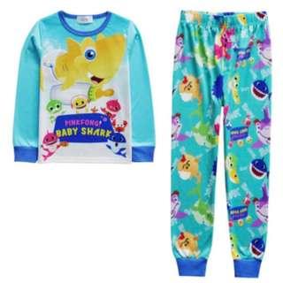 Kids Pyjamas baby shark