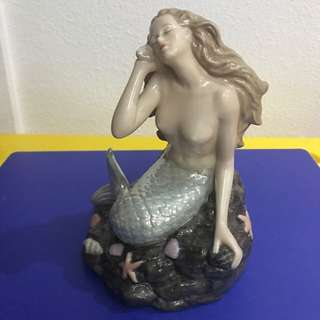 "French brandy Napoleon ""mermaid sirena"" 500ml coral fantasy collection"