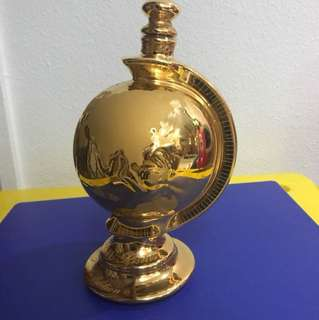 Janneau reserve limited edition bottle golden globe