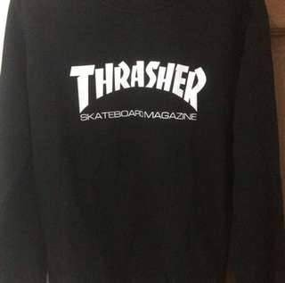 Thrasher Not Ori