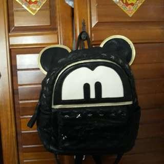 米奇造型後背包