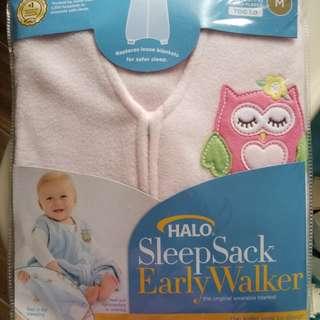 BB睡袋 全新Halo Baby Sleep Walker