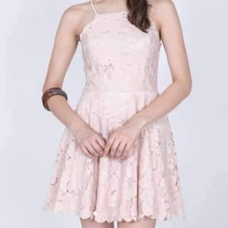 MDS Candell Dress in Blush