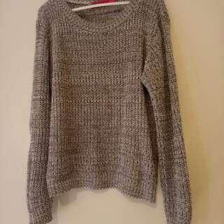 Boohoo knit sweater