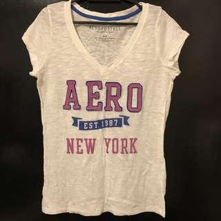 Aeropostale vneck shirt