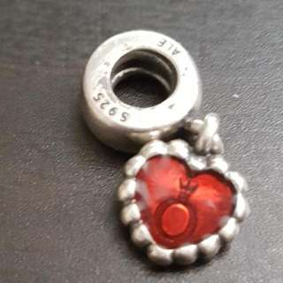 Authentic Pandora charm 925s  Ale