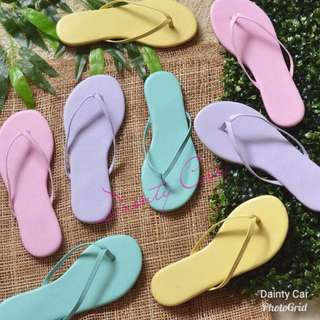 TKISS Flipflops (Pastel Collections)