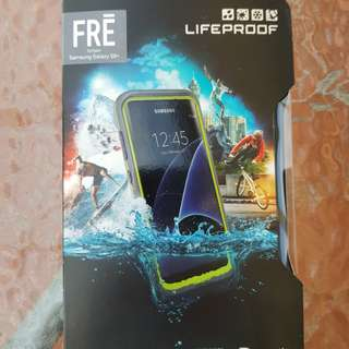 Lifeproof fre S8 Plus case + 2 skins